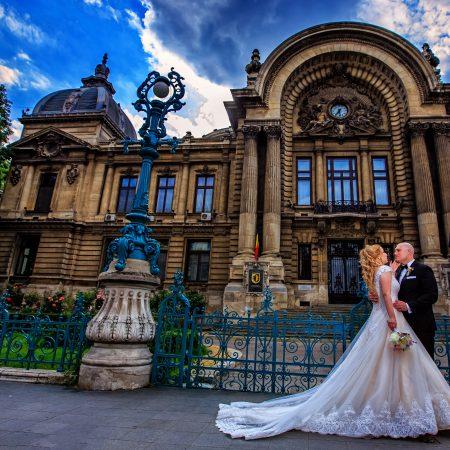 Irina & Kyle | Bucuresti Jardin des Merveilles