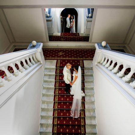 Povestea nuntii in fotografii – Liliana & Gabriel